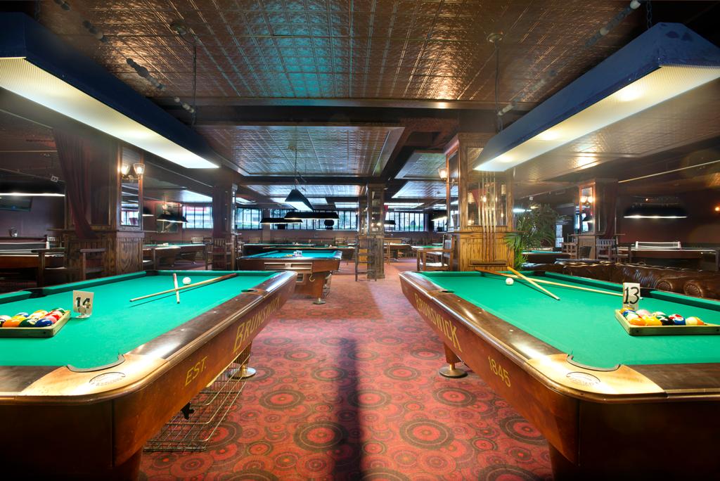 Photos Amsterdam Billiards